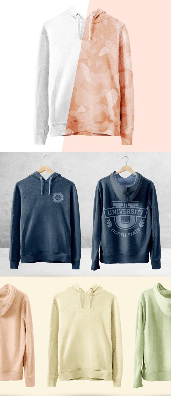 Download Winter Special Mockups For Designers Hoodie Mockup Shirt Mockup Cool Hoodies