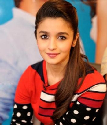 alia bhatt singing