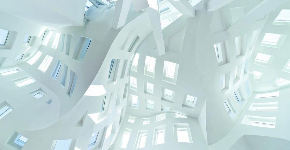 Frank Gehry in mostra a Parigi,  LA PRIMA RETROSPETTIVA EUROPEA