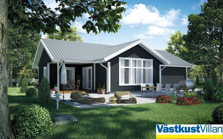 schwedenhaus eingeschossig skandihaus 113 h user haus holzhaus und bungalow. Black Bedroom Furniture Sets. Home Design Ideas