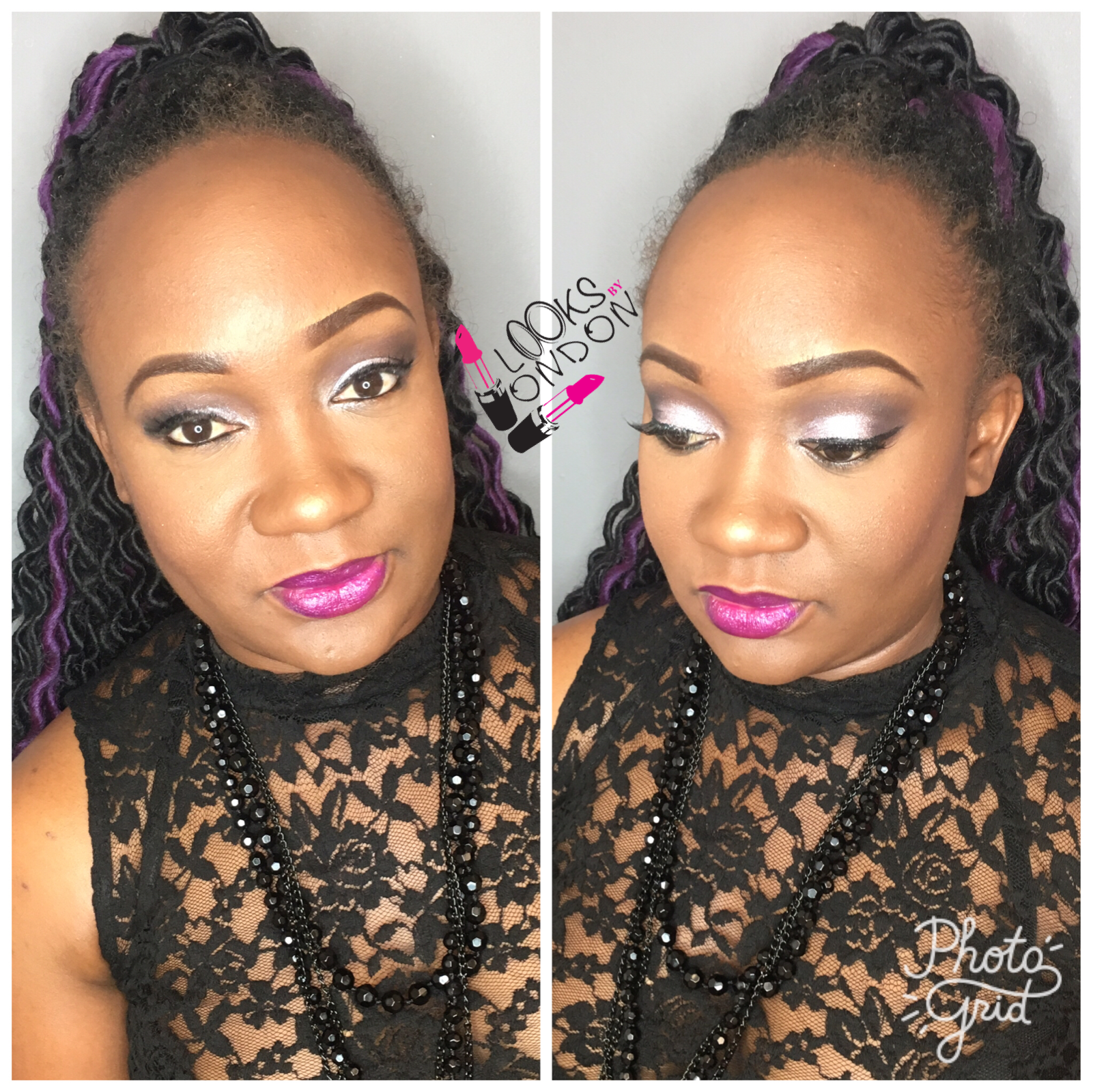 Pin by Luv Looks by London on LuvLooks Makeup looks