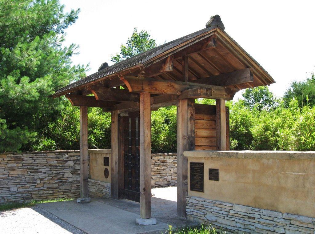 Photo Credit Dan Stiver Outdoor Structures Japanese Garden