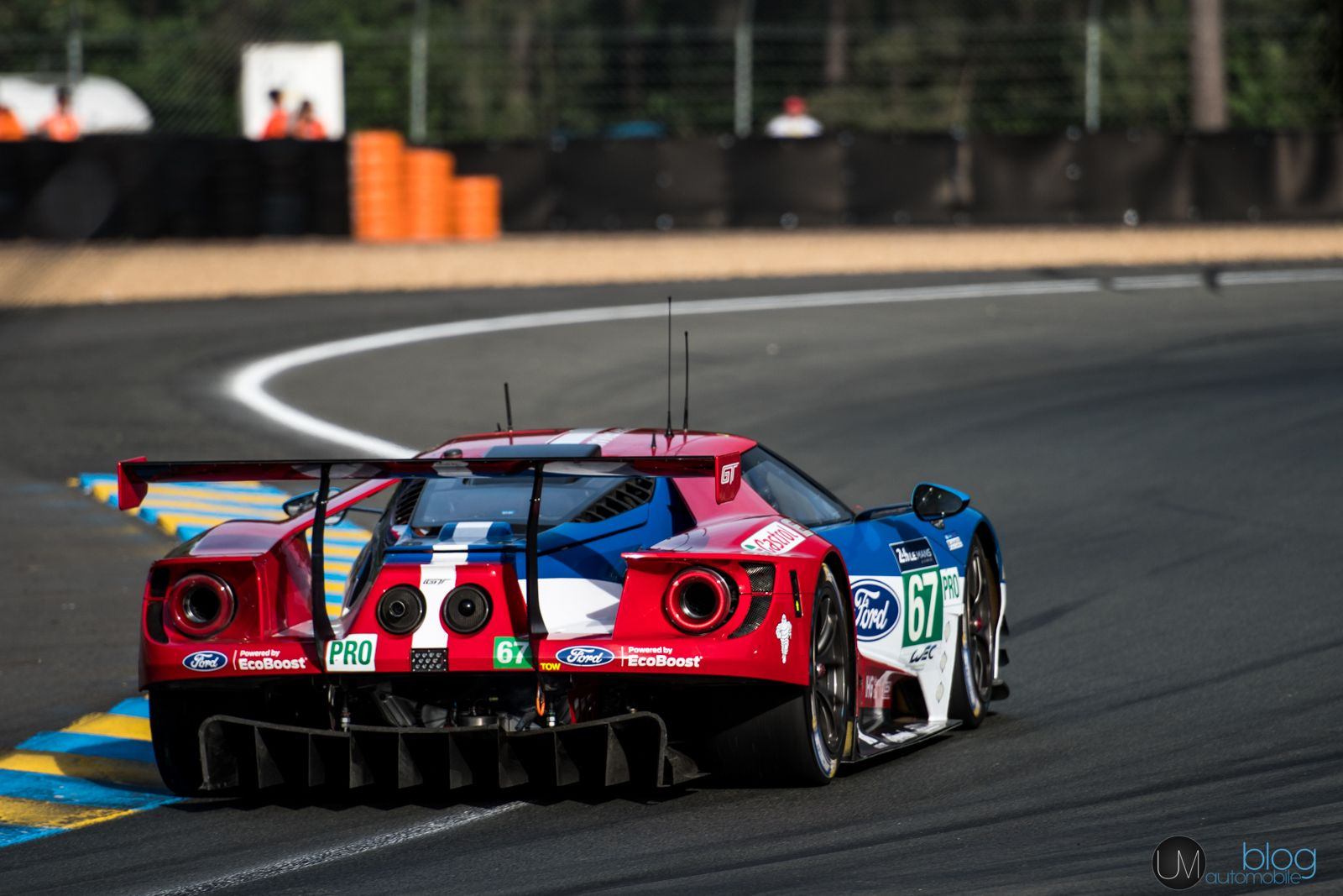 H Of Le Mans  Qualifications With Ford Ganassi Episode Ganassi Qualifications