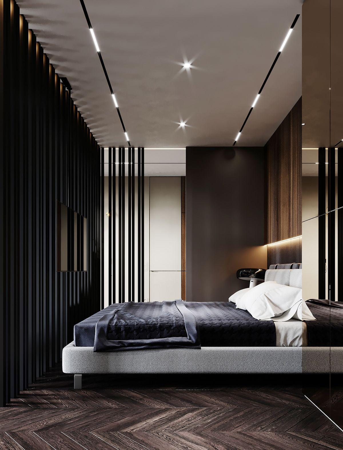 Infinity On Behance Loft Design Bedroom Design Design