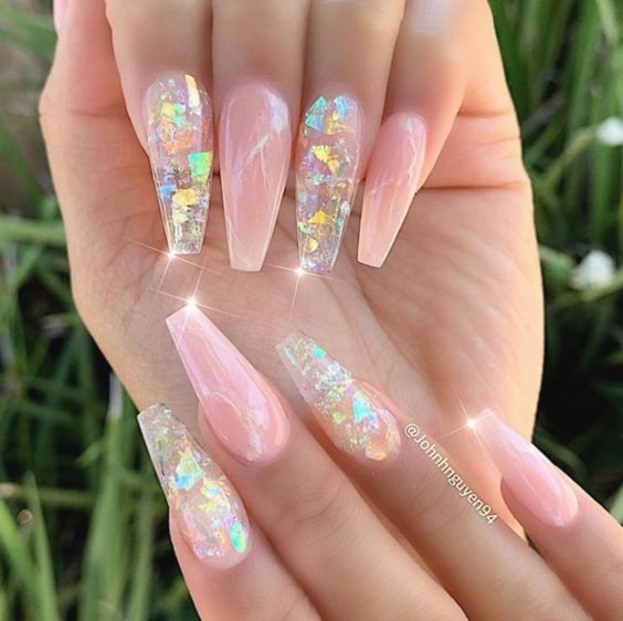 17 Best Nail Art Designs 2020 In 2020 Jelly Nails Pretty Acrylic Nails Cute Spring Nails