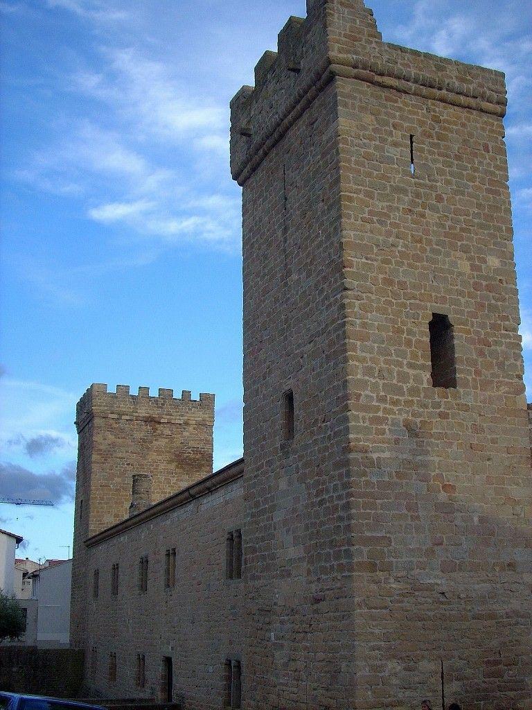 del Príncipe de Viana | Camino frances, Castillos