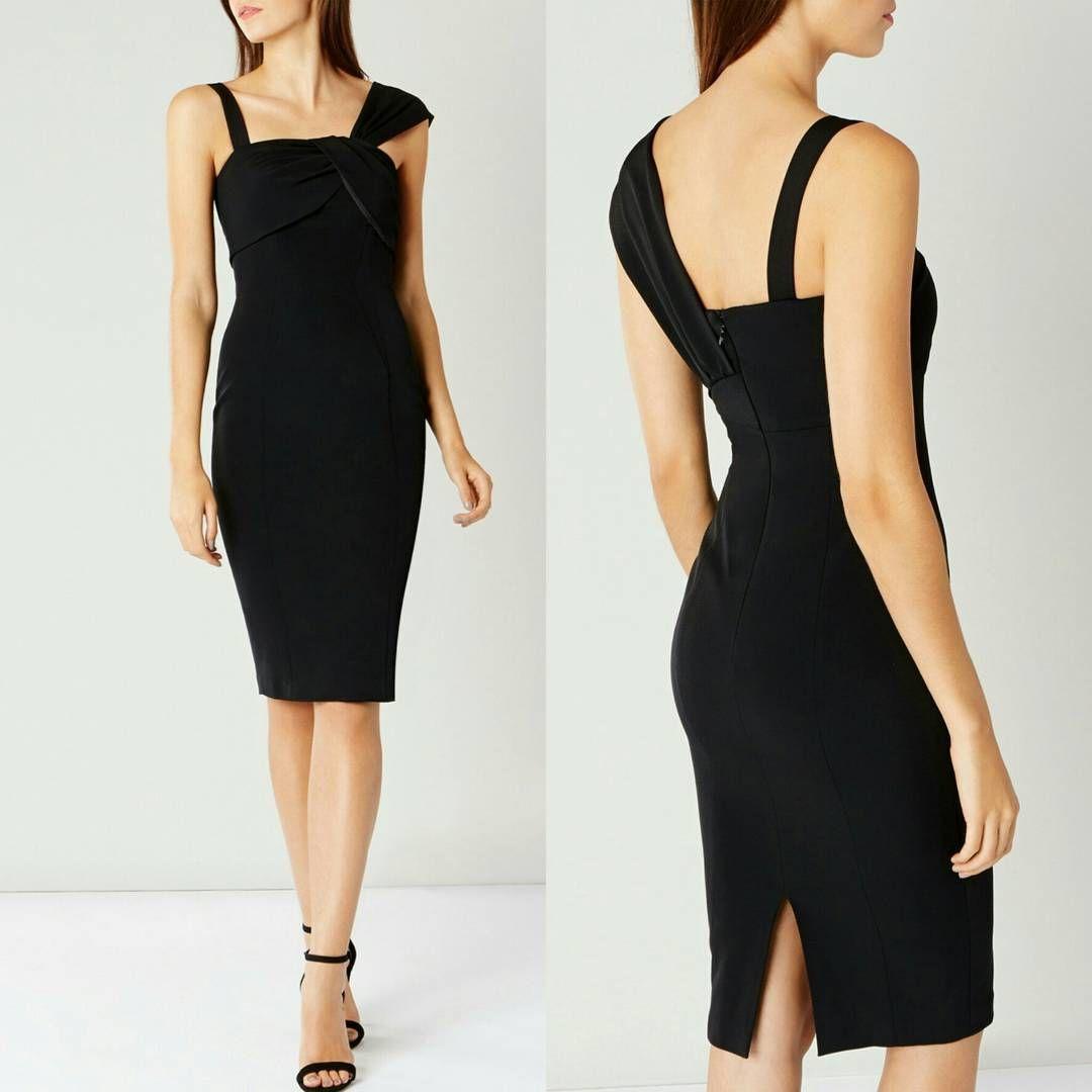 144 Begenme 11 Yorum Instagram Da Coast Baku Coast Baku Black Dress Dresses Fashion