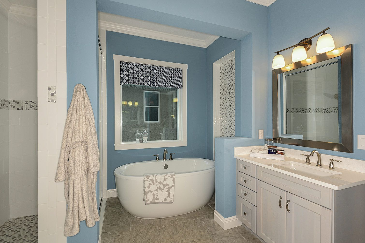 The Brooke In Bexley Home Framed Bathroom Mirror Home Decor