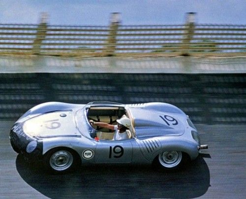 1959 Meadowdale Raceways  Porsche RSK Spyder  www.darras.gr