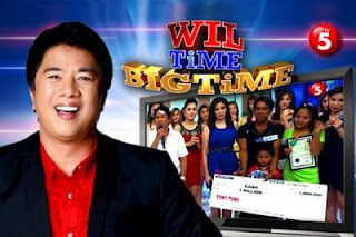 Wil Time Bigtime Primetime Charity Variety Game Show Broadcast by TV5 | Know as Willing Willie October 23, 2010 - April 9, 2011 - Television Series