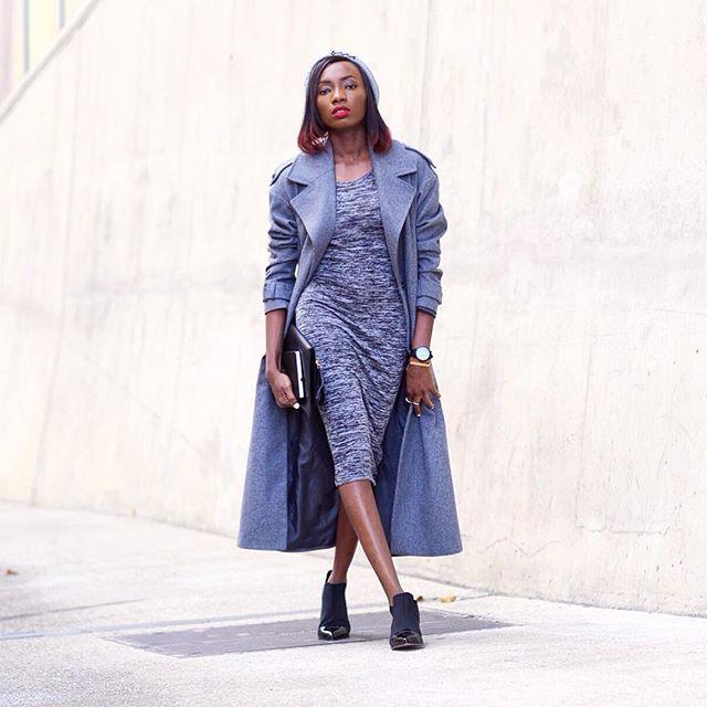 Grey fashion .... #asos #cottonon #seedheritage #shopnomadic #nomadic #thehorse #thepeachbox #instablogger #grey #greyongrey #greyfashion #modelbehaviour #streetstyleluxe #streetstyle #ootd #lotd #instablogger #itsfriday #greycoat #screwbarbangle #ngki #bgki