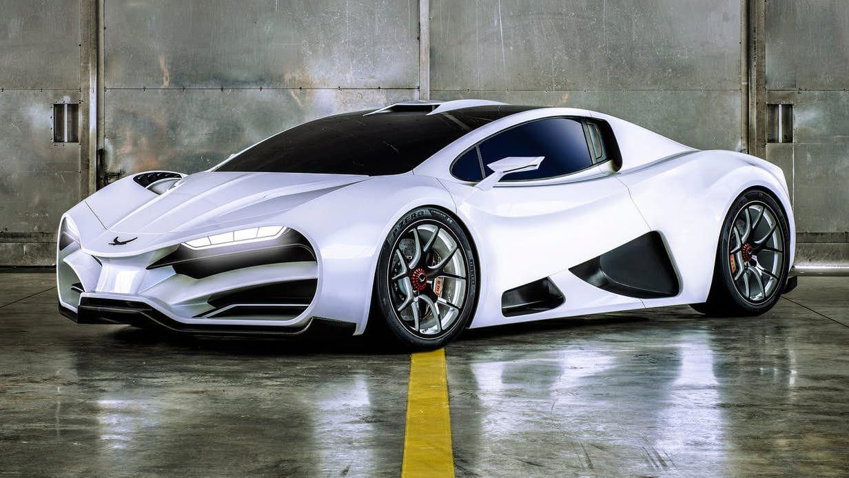 This Unique American Sports Car Is An Extremely Inspirational And Impressive Idea Americansportscar In 2020 Super Cars Car Best Car Insurance