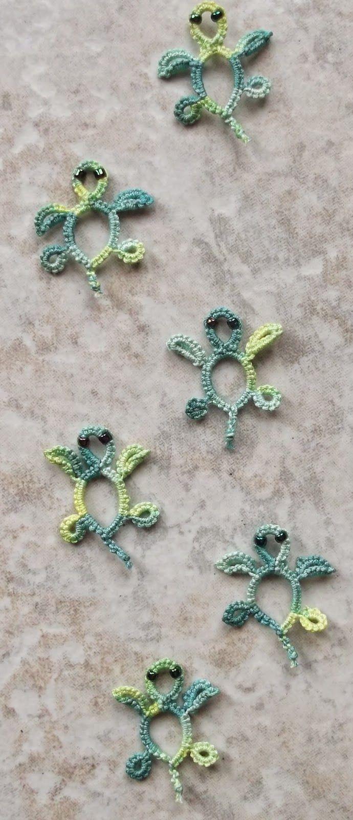West Pine Creations: Sea Turtles༺✿ƬⱤღ  https://www.pinterest.com/teretegui/✿༻