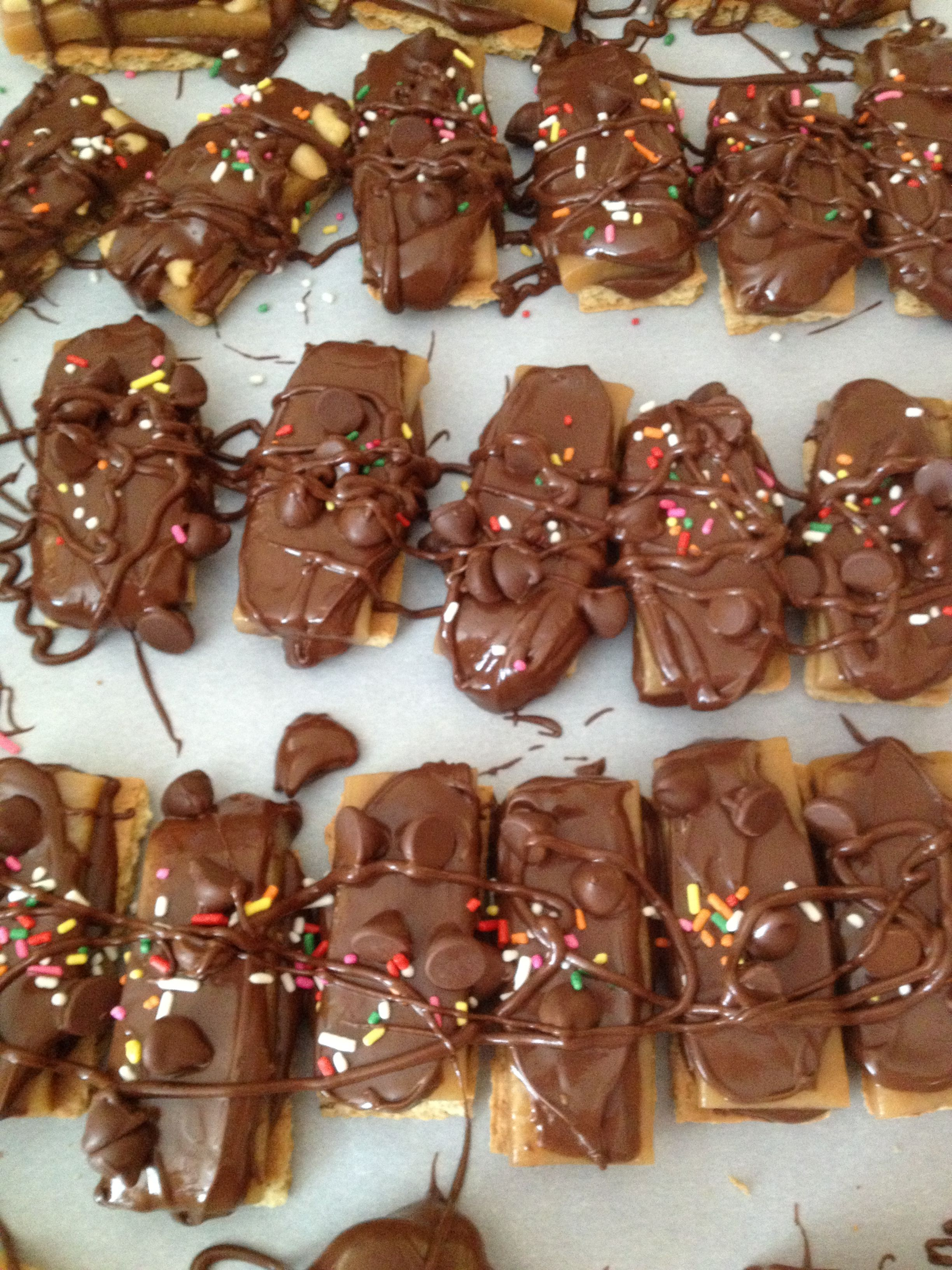 Homemade Snickers bars, and a template for any candy bar you want ...