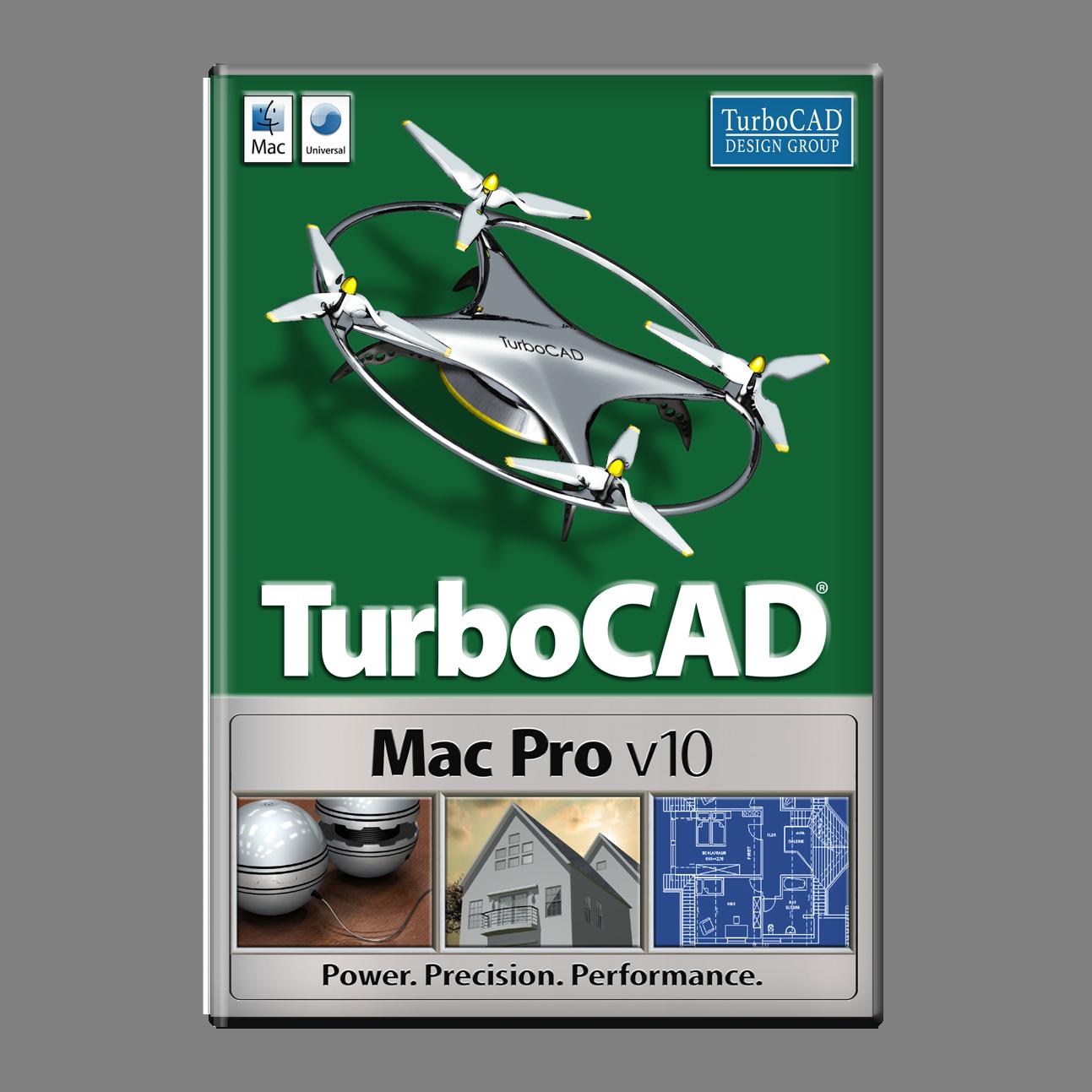 TurboCAD Mac Pro V10 [Download]