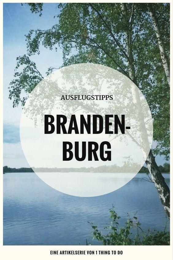 Ausflugsziele Brandenburg 5 Reiseblogger 5 Favoriten Ausflug