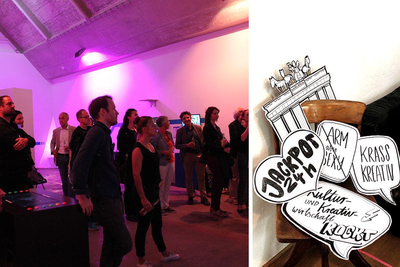 JACKPOT: Lange Nacht der Kultur– und Kreativwirtschaft goes Newniq