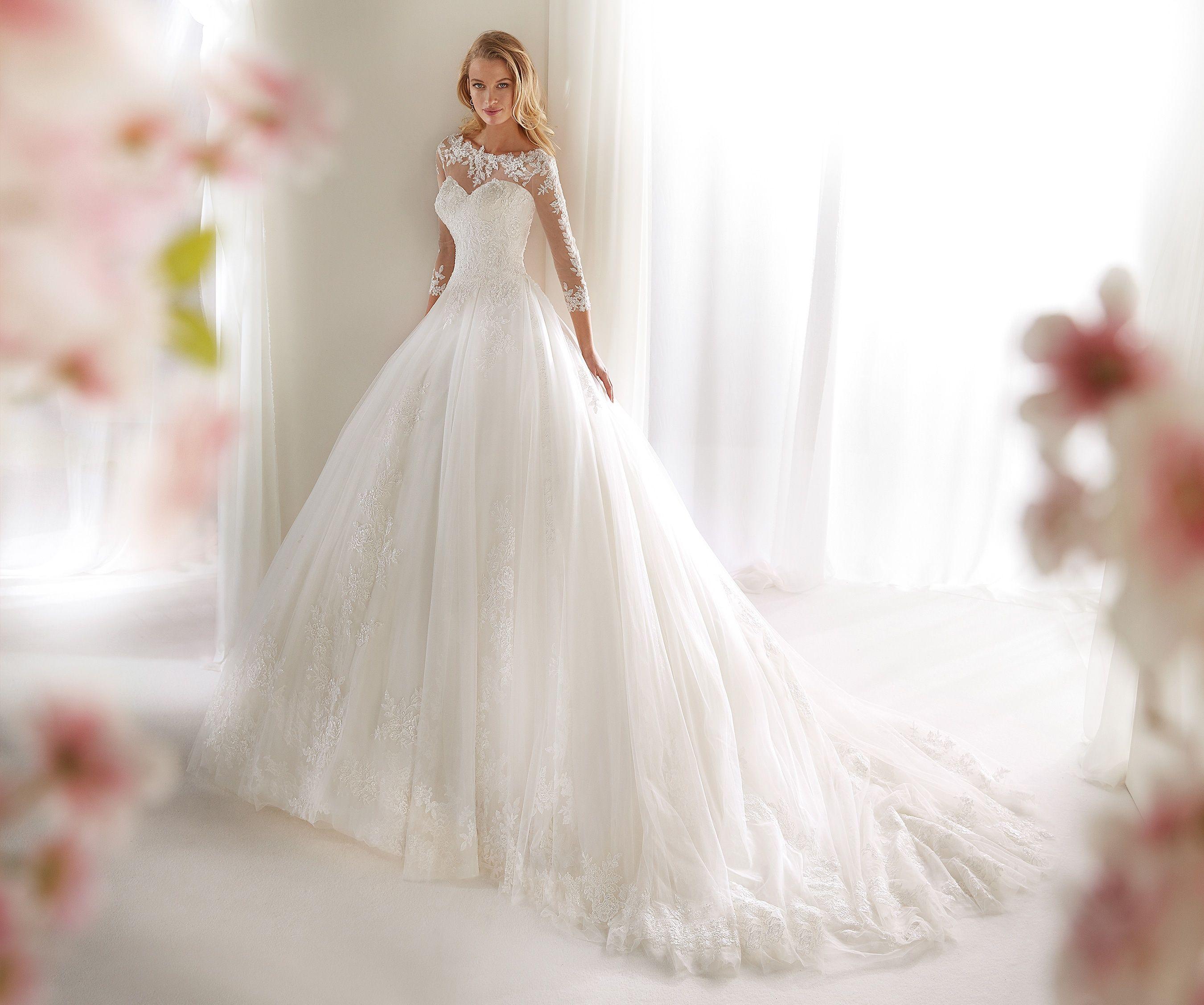 Abiti Da Sposa Colet.Abito Da Sposa Colet Coab19210 2019 Abiti Da Sposa Sposa Abiti