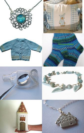 Beautiful finds. by Spillija on Etsy--Pinned with TreasuryPin.com