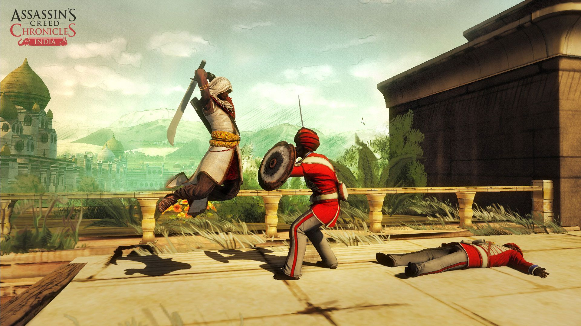 Assassin S Creed Chronicles India Available Now Mouse N Joypad