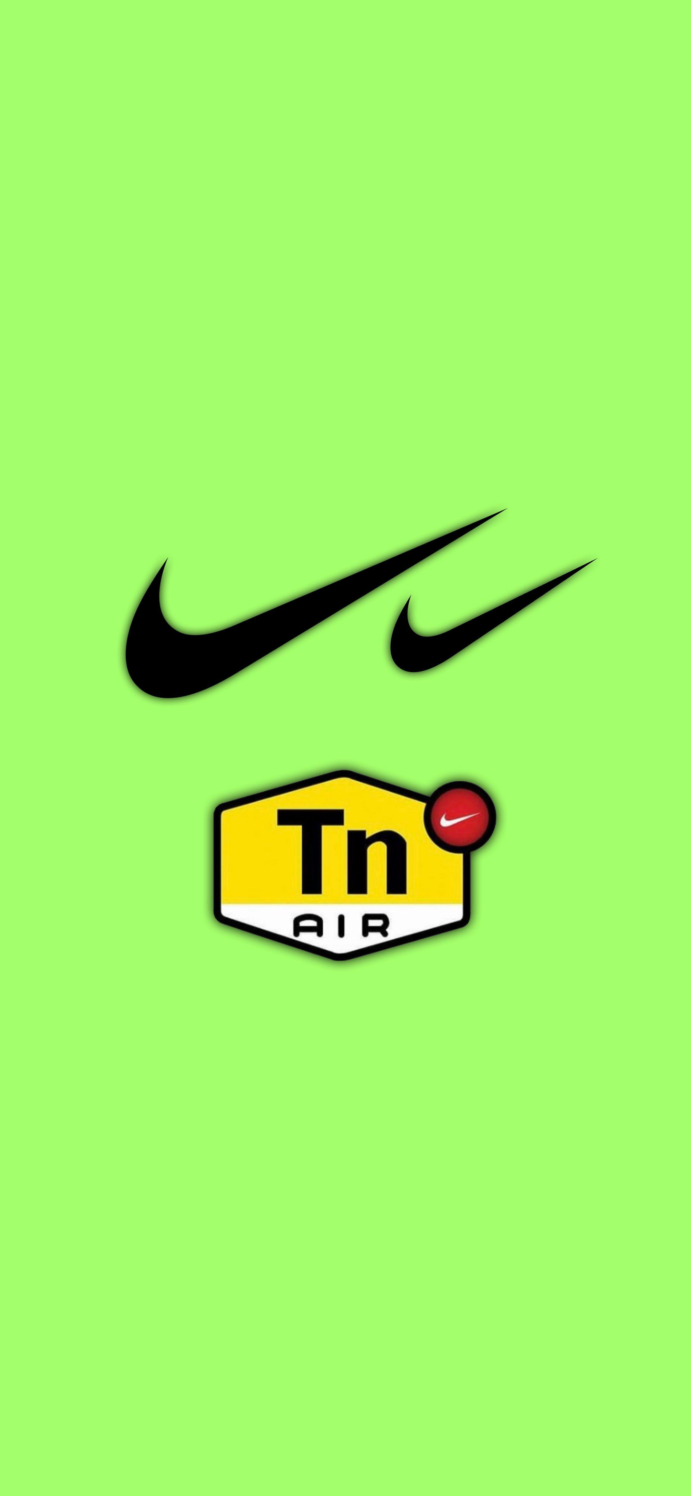 Nike Tn Wallpaper Dudu Palmeiras Sapato Da Nike Verde Neon