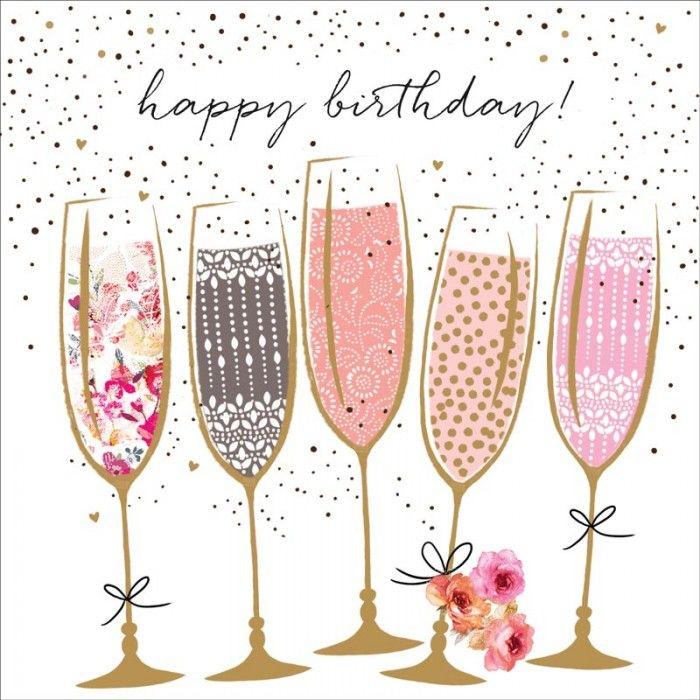 2e396a008596bc1acaefc8ff39ec549a happy birthday birthday wishes pinterest champagne