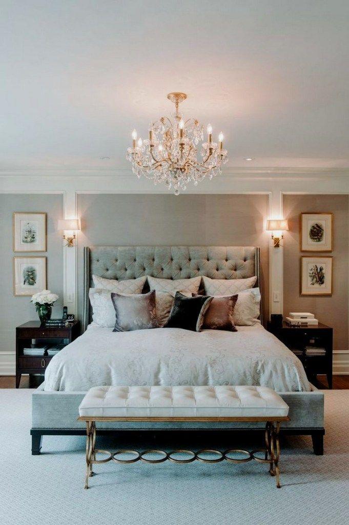 42 Beautiful Bedroom Color Schemes Beautifulbedroom Bedroomdesign Bedroomideas Amplifiermou French Bedroom Decor Master Bedrooms Decor Luxurious Bedrooms