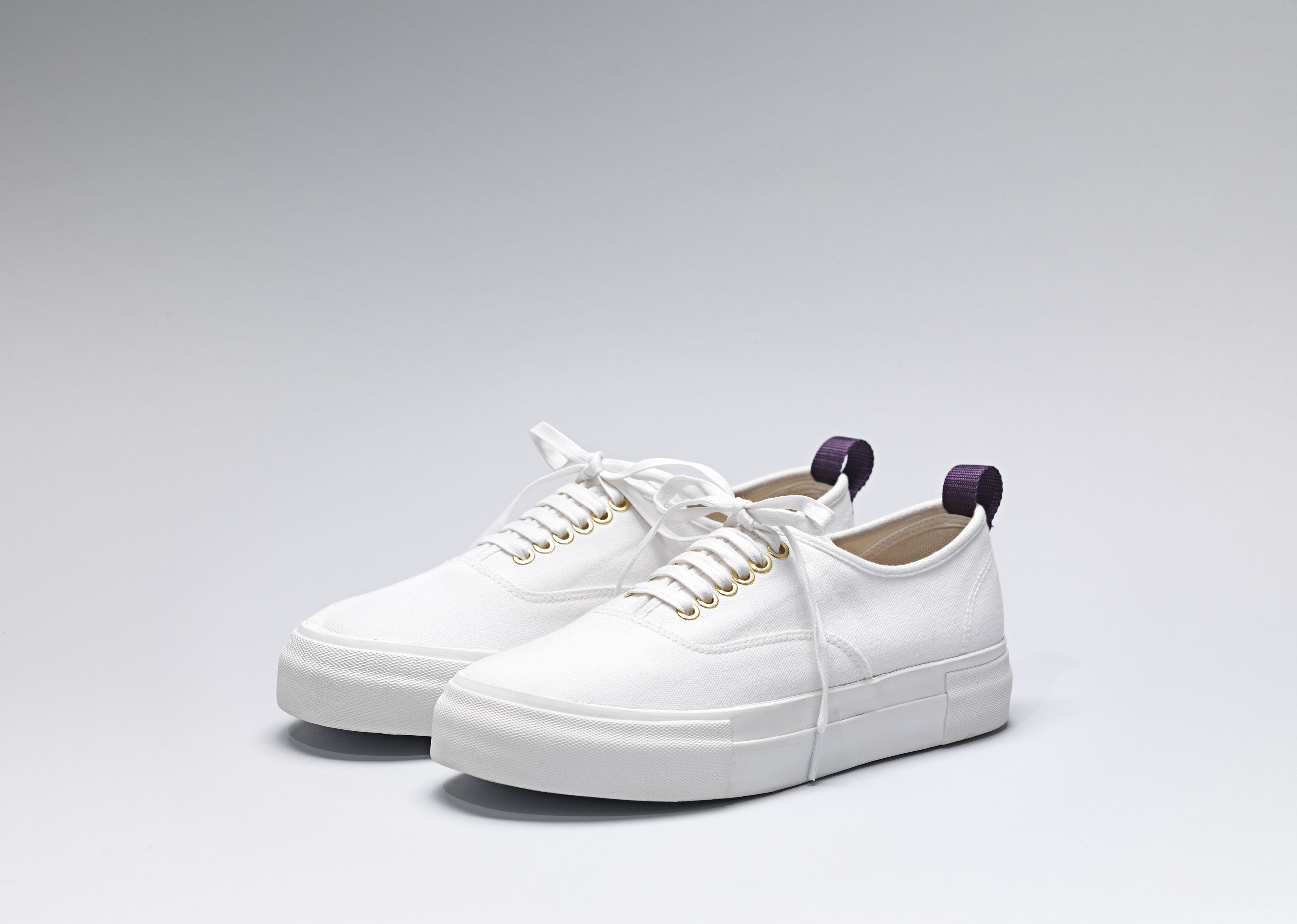 Eytys Mother Canvas in White. | White sneaker, Fall winter
