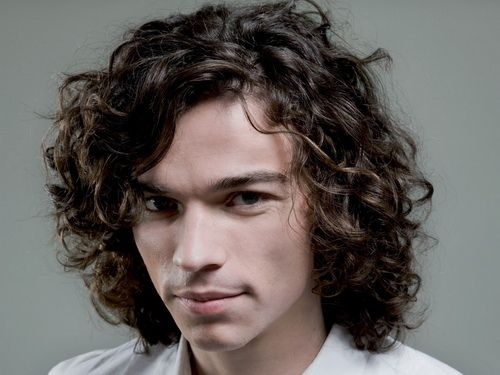 Incredible Men Curly Hairstyles Long Curly Hair And Hairstyles Men On Pinterest Short Hairstyles For Black Women Fulllsitofus