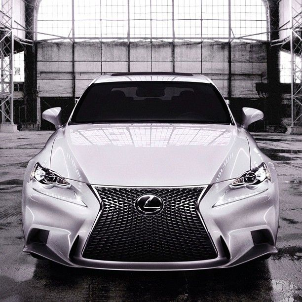Lexus Is 350 Sport: The All-New 2014 #Lexus IS 350 F Sport! View More Info
