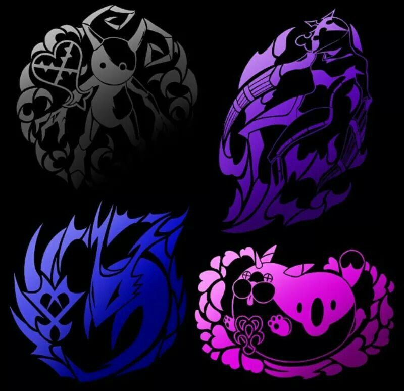 Symbols in Kingdom Hearts | kingdom hearts | Pinterest