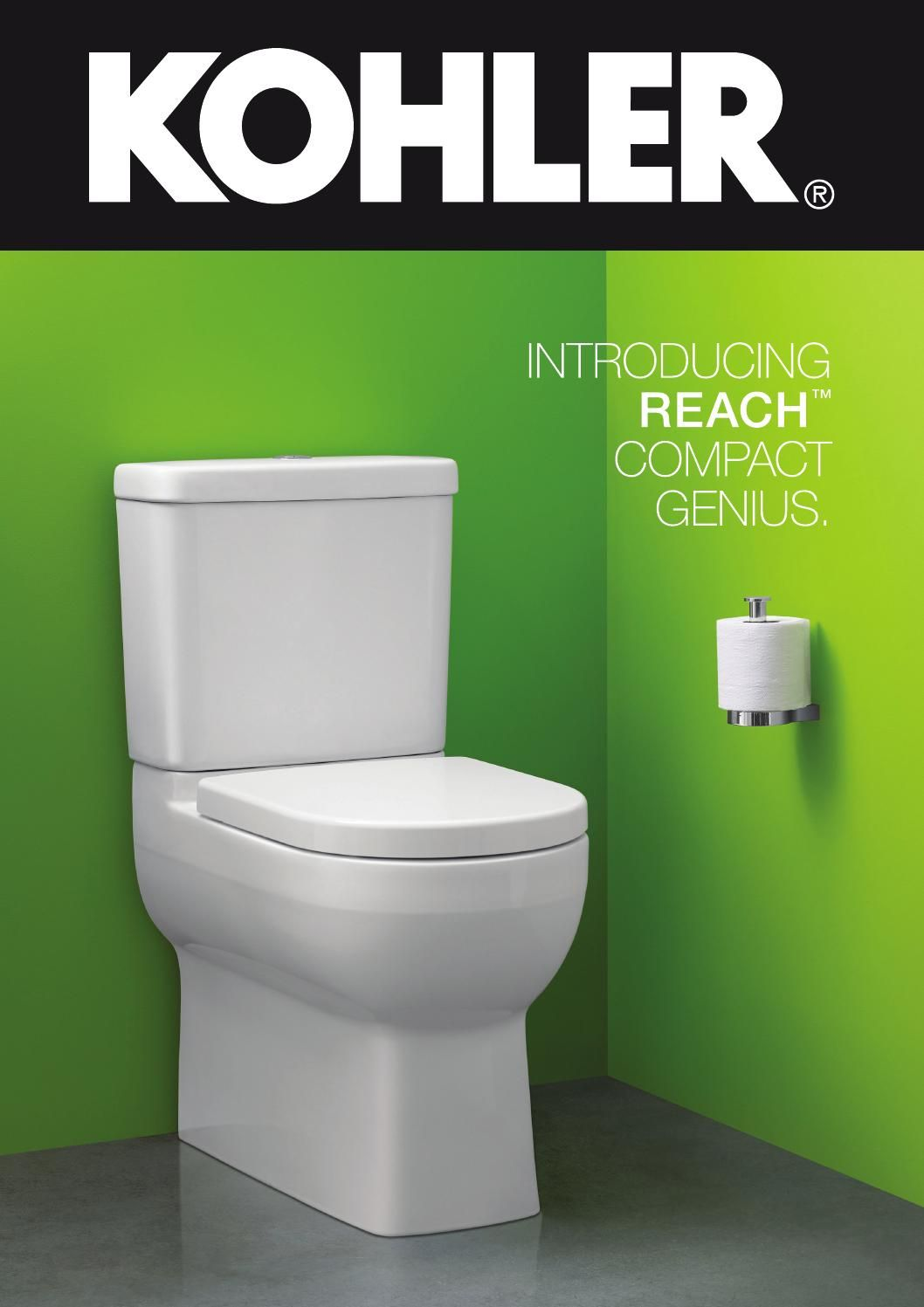 Kohler Reach Flyer | Hardware