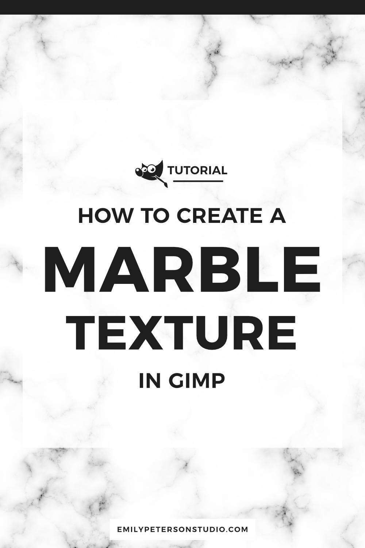 How To Create A Marble Texture In Gimp Marbletexture How To Create A Marble Texture In Gimp Tutorial Gimp Marble Textu Marmortextur Fotobearbeitung Textur