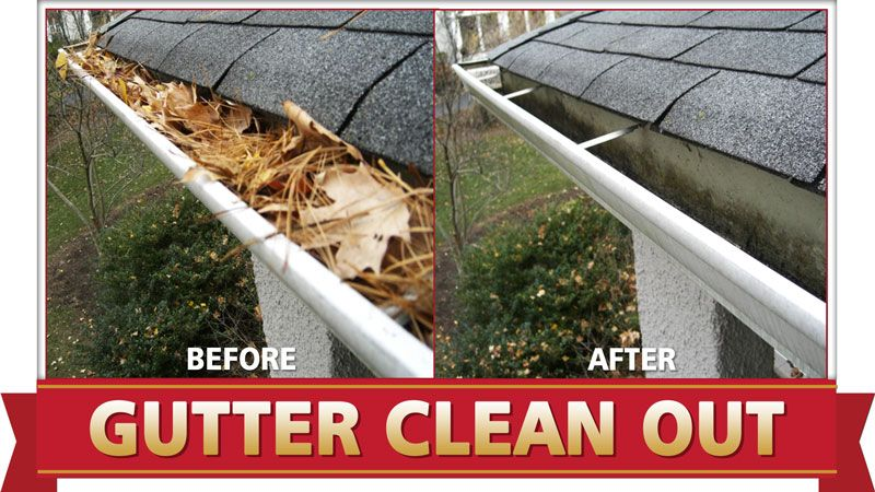 House Washing, Window Cleaning & Gutter Cleaning in