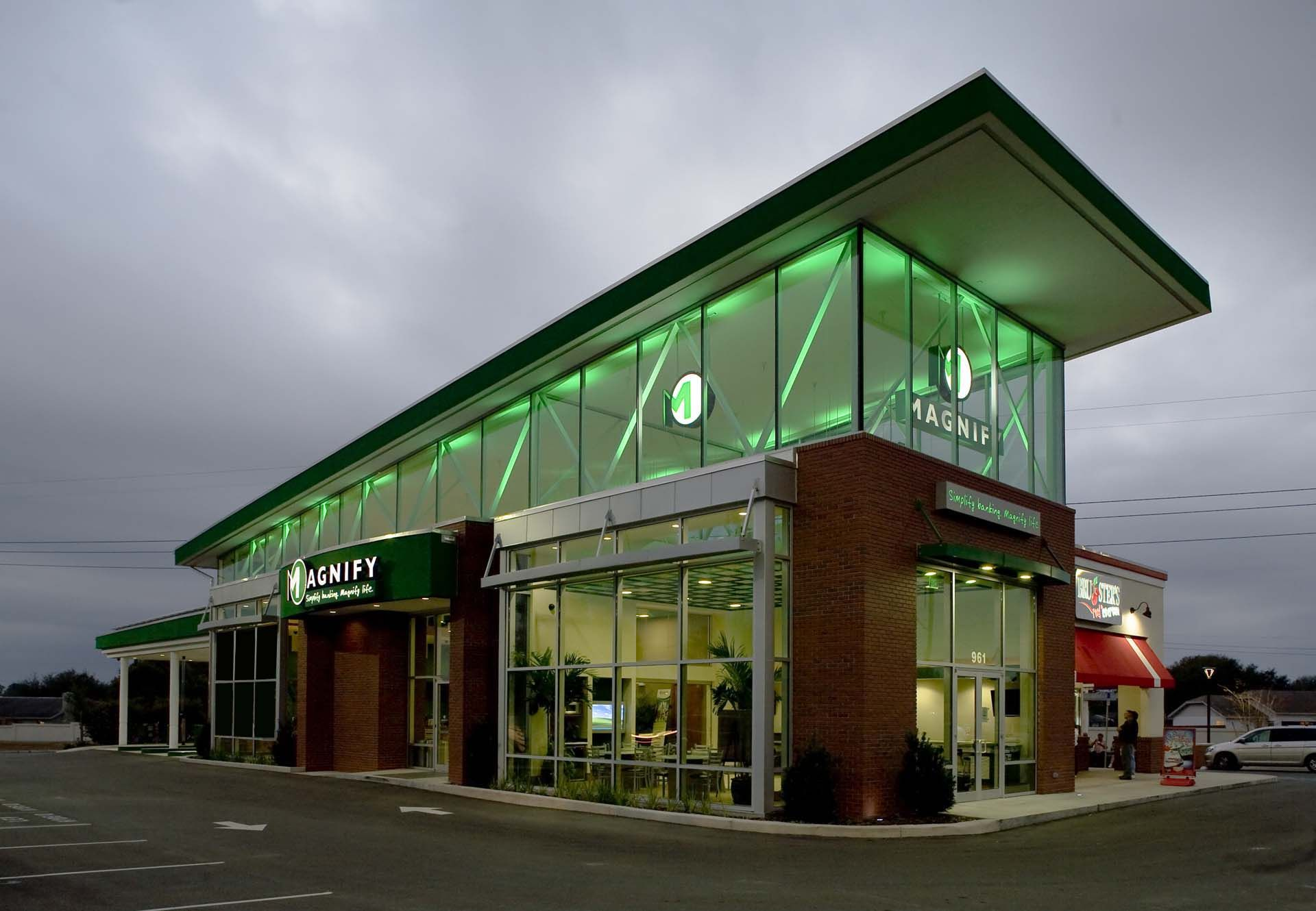 Magnify 540A South Lakeland Branch. First NetZero