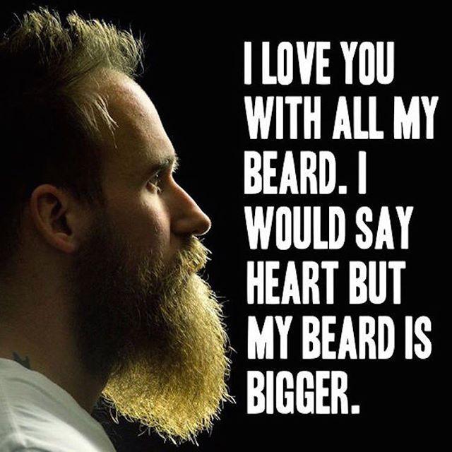 My beard is just as important to my survival. Keep your beard looking amazing by using the best products sold by HighWest Beard. You grow the beard, we'll do the rest! Click the link in the bio! #beardlife #loveyourbeard #beardon #beardedlife #beardedbrot