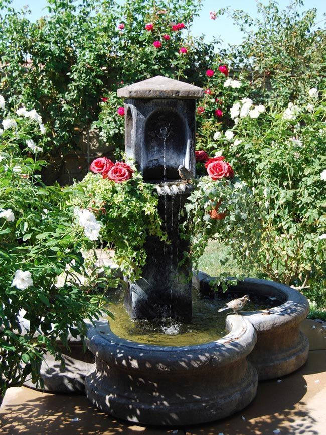 Patio water fountains do it yourself horticulture pinterest patio water fountains do it yourself solutioingenieria Gallery
