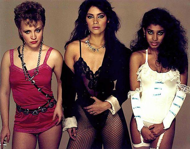 The evolution of women's lingerie