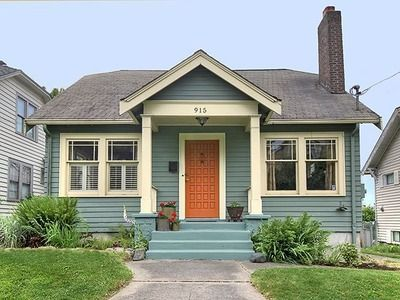 Fresh House Exterior Color Combinations