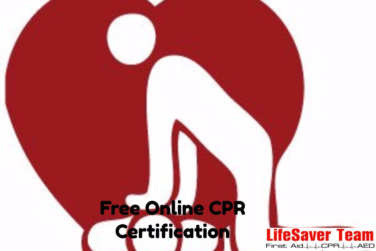 Free Online Cpr Certification Goal Of 2018 Pinterest