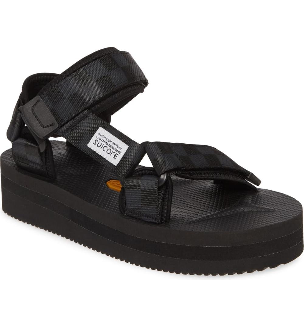 Suicoke Depa Platform Sandal (Unisex