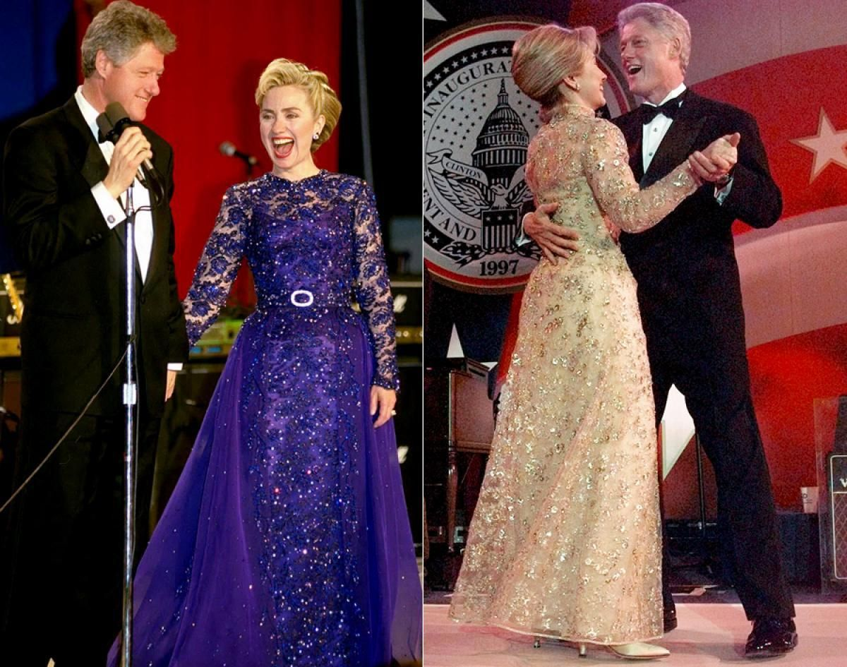 100 Years Of First Lady Fashion On Inauguration Day Fashion Style Mag Expensive Dresses Dresses Fashion