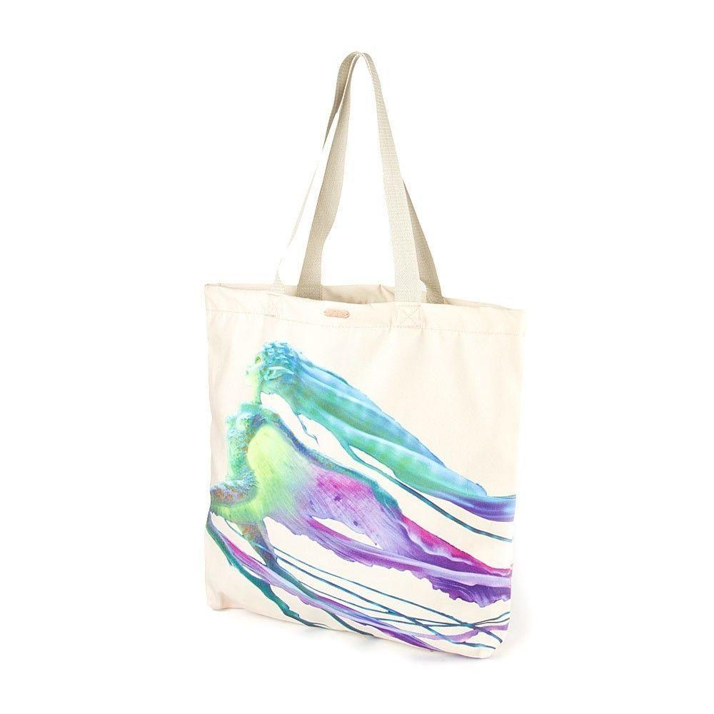 Disney Maleficent Tote Purse Aurora Canvas Sleeping Beauty Silhouette Disney Bag