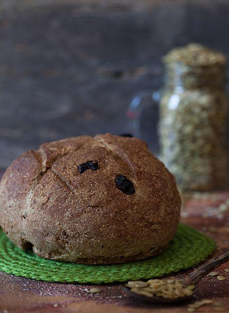 Rye Cherry Bread