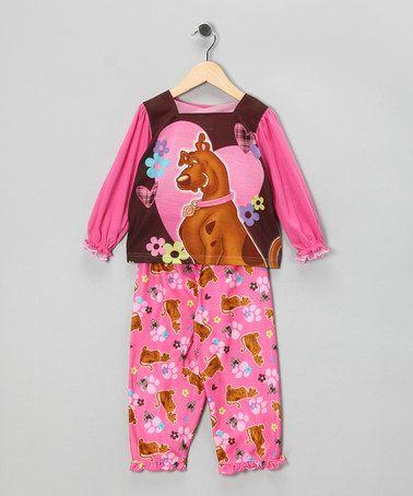Scooby Doo Girls Nightdress