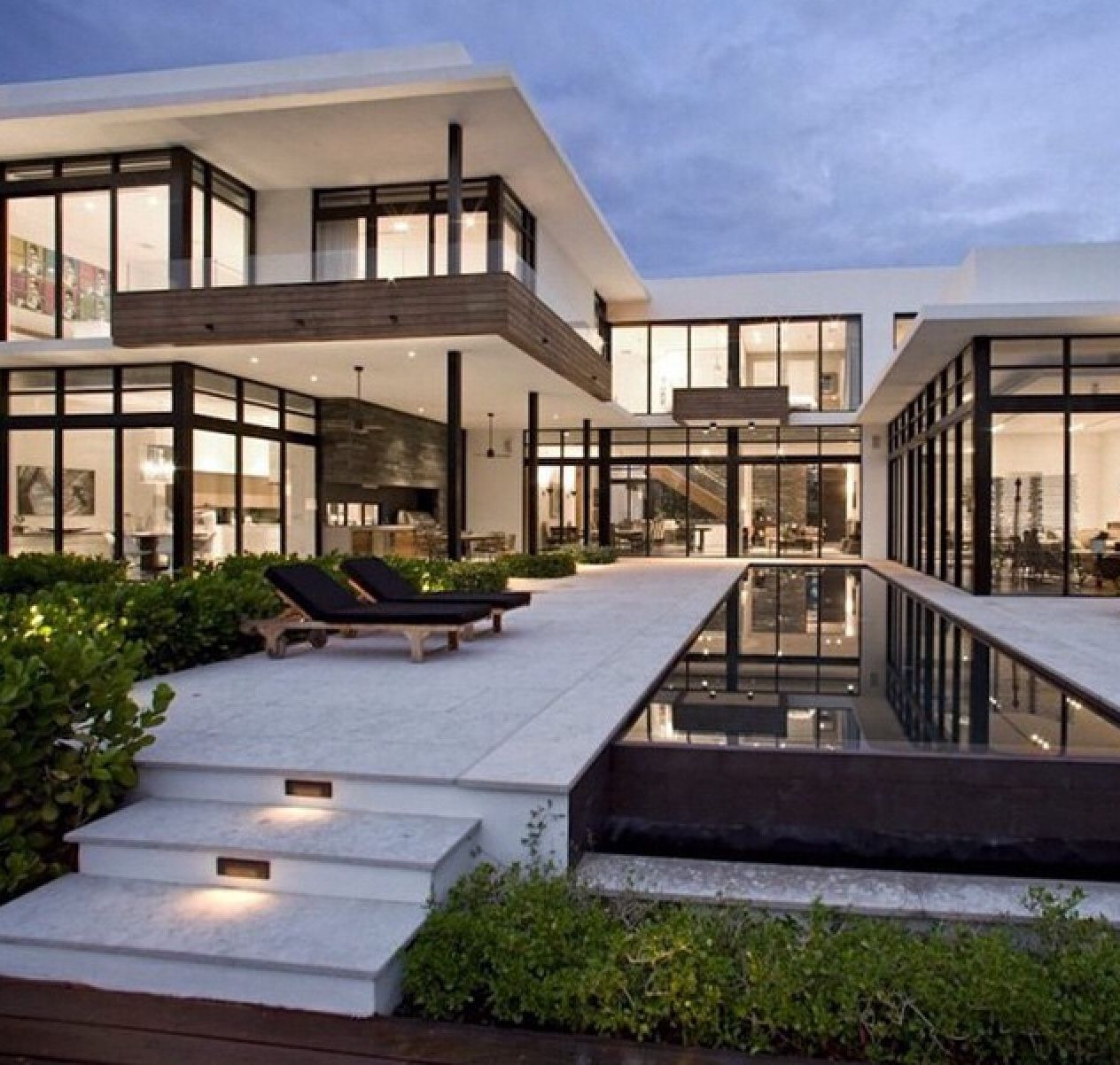 KZ Architecture Have Designed The South Island Residence, A Single Family  Home Located In The Town Of Golden Beach, Florida. South Island Residence  By KZ