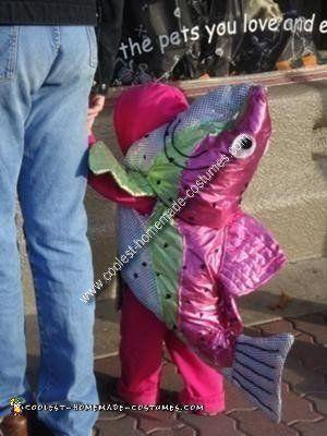 Salmon Fish Costume Pattern Wwwbilderbestecom