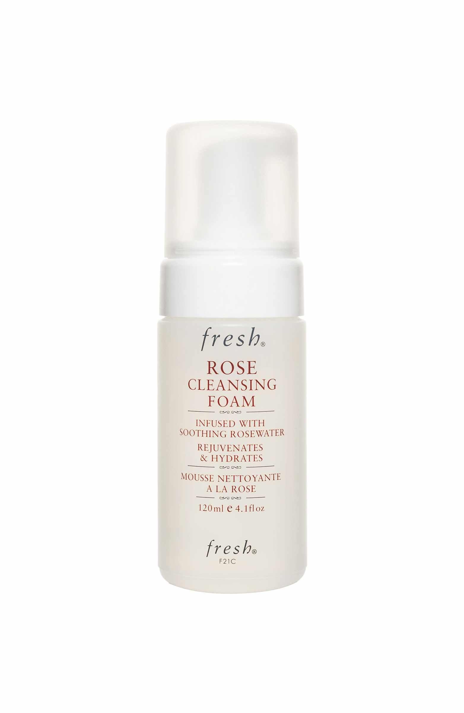 Fresh® Rose Cleansing Foam Nordstrom Fresh skincare