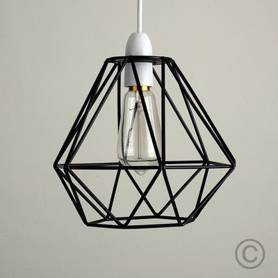 Found it at wayfair co uk 20cm diablo metal wire frame ceiling pendant · light shadespendant