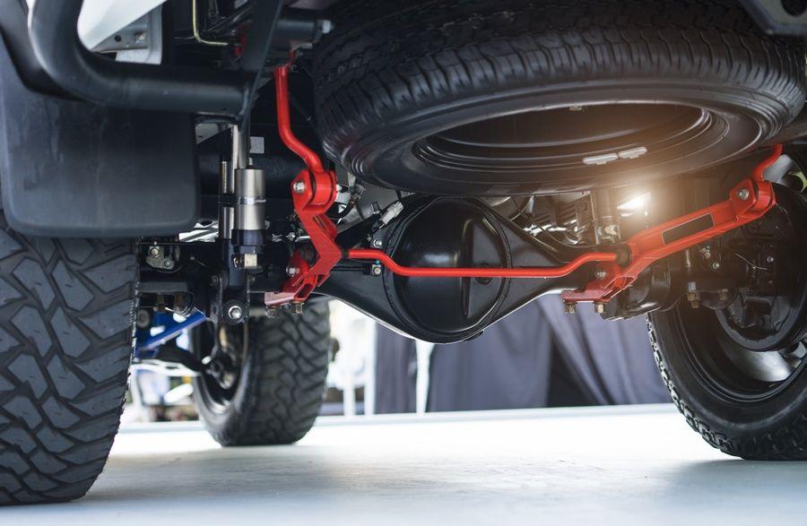 Do you wonder if bad axles affect shocks? Car axle
